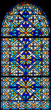 Stained-glass window 101 Stock Photography