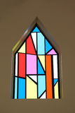 Stained Glass Window. In Japan Royalty Free Stock Images