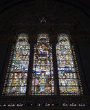 Stained glass window Stock Photos