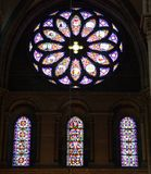 Stained-glass Window 2 stock image