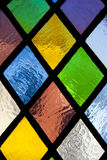 Stained-glass window Royalty Free Stock Images