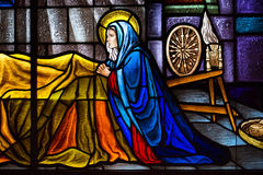 Free Stained Glass Window Royalty Free Stock Photography - 30394907