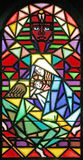 Stained-glass Window 39 Royalty Free Stock Images