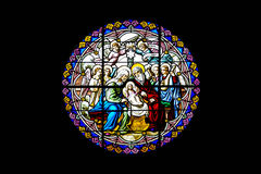 Free Stained Glass Window Stock Photos - 61851043