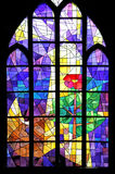 Stained-glass Window 7 Royalty Free Stock Images