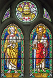 Stained-glass window 73 Stock Image