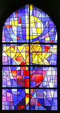 Stained-glass Window 9 Stock Photography