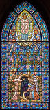 Stained-glass window 97 Royalty Free Stock Photography