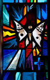 Stained Glass Window Butterfly Stock Photos