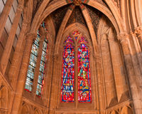 Stained-glass Royalty Free Stock Photos