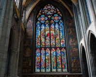 Stained-glass Stock Photography