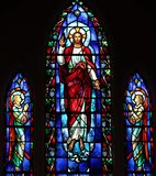 Stained glass window Stock Photography