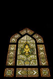 Stained-glass window Royalty Free Stock Image