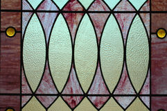 Stained Glass WIndow II. Stained Glass Church Window II Royalty Free Stock Photography