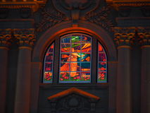 Stained Glass Window Royalty Free Stock Image
