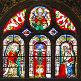 Stained glass window Royalty Free Stock Photography
