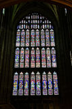 Stained-glass windows Royalty Free Stock Photography