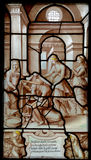 Stained glass windows Stock Photos