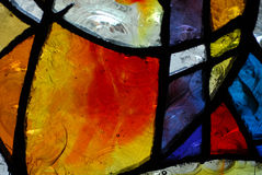 Stained glass4 Royalty Free Stock Images