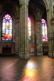 Stained-glassfenster Lizenzfreies Stockfoto