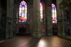 Stained-glassfenster Lizenzfreie Stockfotos