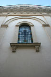 Stained-glassfenster Stockbild