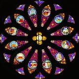 Stained-glassfenster 4 Lizenzfreie Stockfotografie