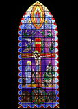 Stained-glassfenster Stockbilder