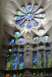 Stained-glassfenster 4 Stockbilder