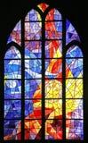Stained-glassfenster 6 Stockfotografie
