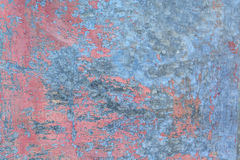 Stained metal surface Stock Photos
