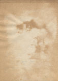 Stained old brown paper texture Stock Photos