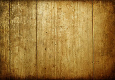 Stained old wood texture Stock Images