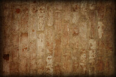 Stained old wood texture Royalty Free Stock Photo