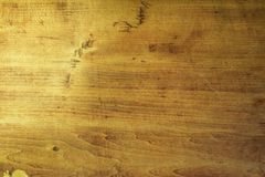 Stained rustic wood grain texture pattern. For background Stock Photo