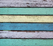 Stained timber texture Stock Photo