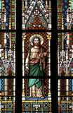 Stained window Stock Photography