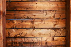 Stained wood Royalty Free Stock Images