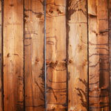 Stained wood background Stock Image