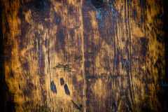 Stained wood background Royalty Free Stock Images