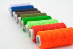 Stained yarn Royalty Free Stock Images