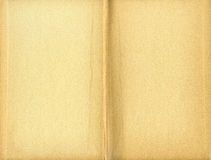 Stained yellowed book inside royalty free stock images