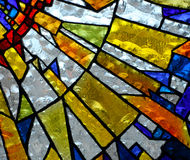 Stainglass 5 Royalty Free Stock Images