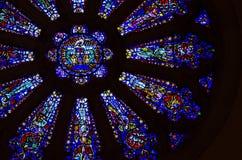 Stainglass Fenster Lizenzfreie Stockbilder