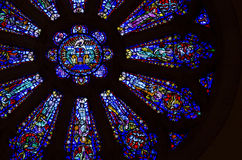 Stainglass Window Royalty Free Stock Images