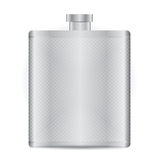 Stainless bottle / flask illustration design Royalty Free Stock Image