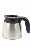 Stainless coffee thermos Stock Images