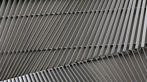 Stainless grille background Stock Image