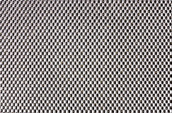 Stainless porous pattern Royalty Free Stock Image