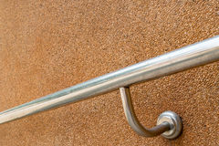Stainless Railing Stock Image